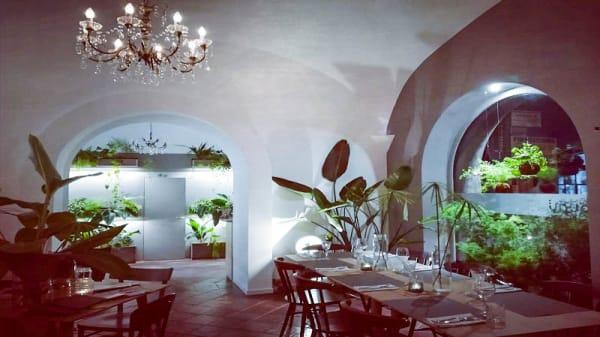 Vista sala - Nounù Ristorante, Nocera Superiore
