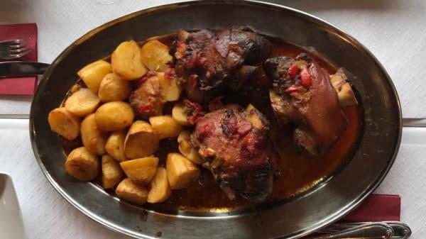 Suggestion du Chef - Chez Lisete, Meyrin