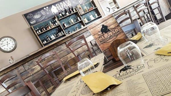 Interno - El Paso Braceria Pub, Bellizzi