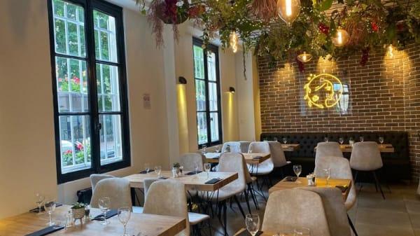 Vue de l'intérieur - EPI Restaurant, Levallois-Perret