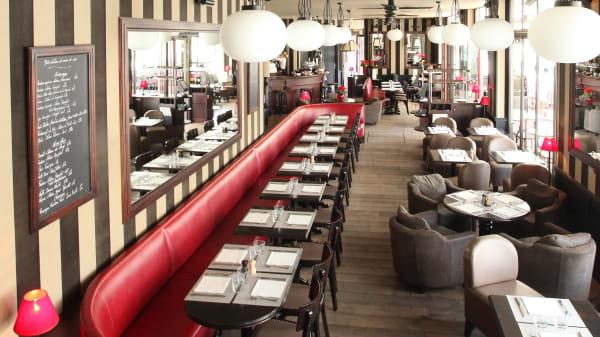 Salle du restaurant - Grand Café de la Mairie, Maisons-Alfort