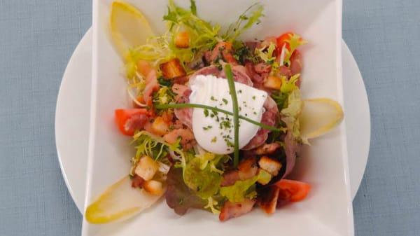 Salade - Le Chatard, Sarcey