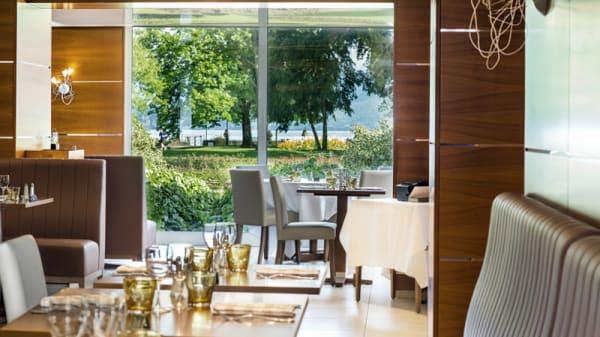 La salle de la brasserie - La Brasserie, Annecy