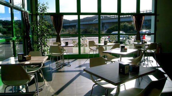 Interno sala - Aros Cafè, Olbia