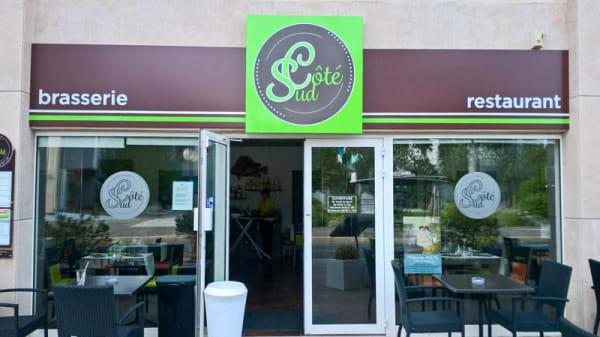 Entrée - Côté Sud, Martigues