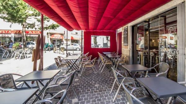 Terrasse - La Fringale, Narbonne