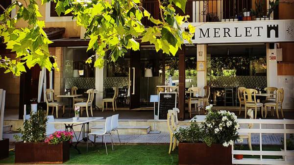 Entrada - Merlet, Alcudia