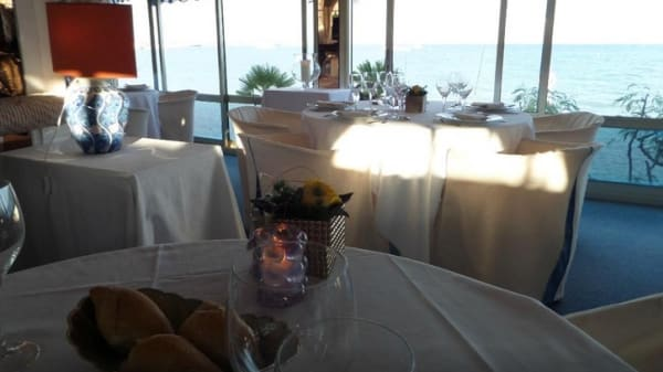 Restaurant - Nounou, Golfe-Juan