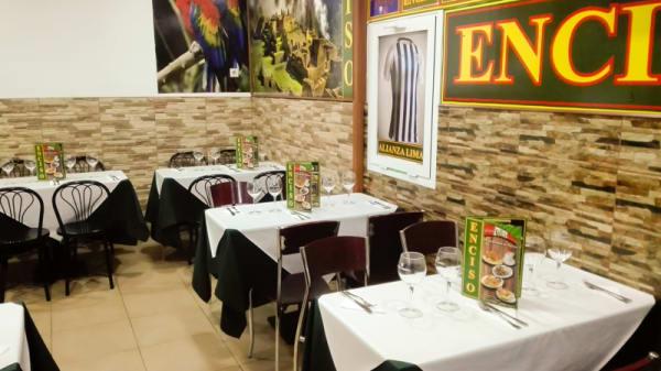 Vista de la sala - Peruano Enciso Gastrobar, Madrid