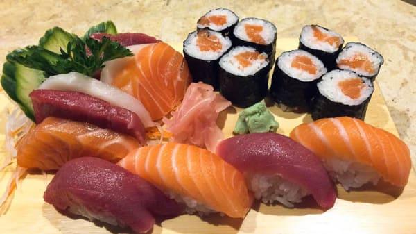 Combinado de Sushi-Sashimi - Kapa Sushi, Madrid