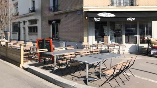 Terrasse - LE O11ZE Bis, La Garenne-Colombes