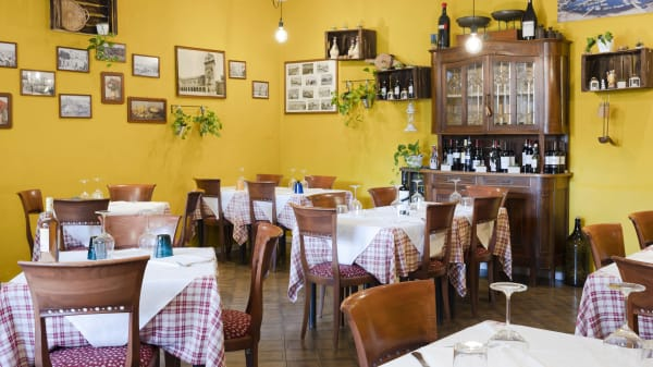 Piccola Osteria Andes, Mantova