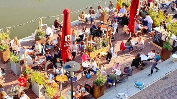 Cafe-Bistro Publiek, Amsterdam