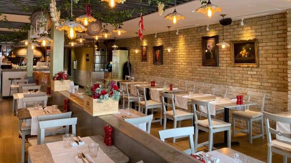 Don Ciccio Osteria & Pizzeria, London