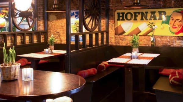 Het restaurant - Bier en Eetcafé 't Kont van het Paard, Brielle