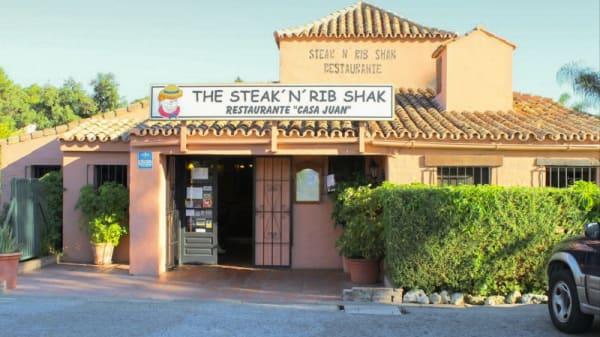 "Fachada - Steak""n Rib Shak, Estepona"