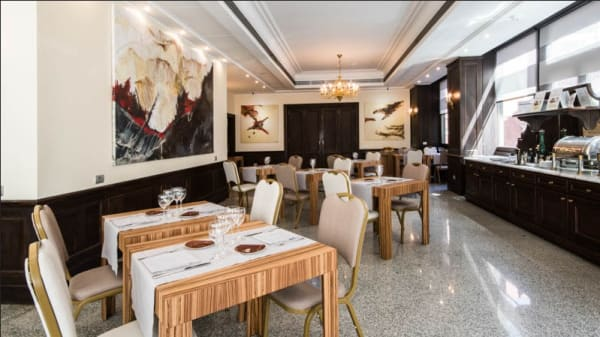 Le Spighe Grand Hotel Palatino In Rome Restaurant Reviews Menu And Prices Thefork