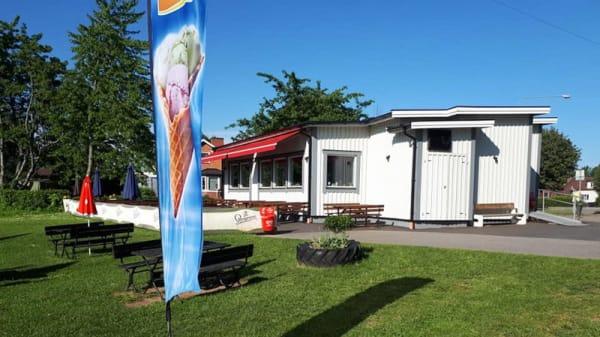 Ingång - Café & Grill, Borenshult, Motala