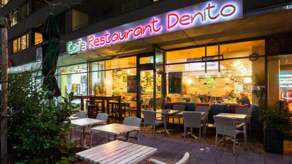 Entrance - Cafe Restaurant Denito, Wien