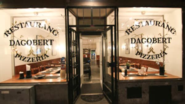 The entrance - Dagobert, Stockholm