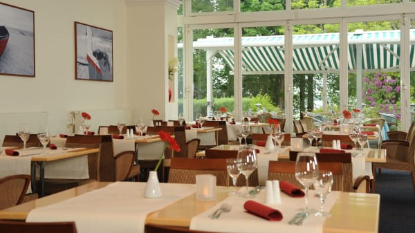 Restaurant view - Hotel Müggelsee Berlin Seerestaurant, Berlin