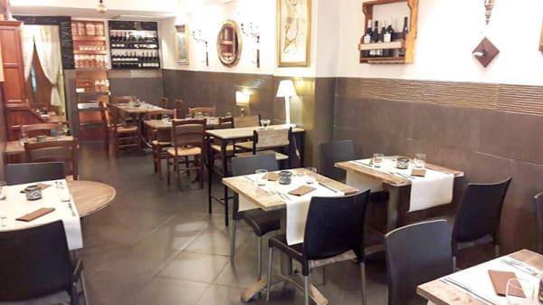 Vista della sala - Unico Cafè, Palermo
