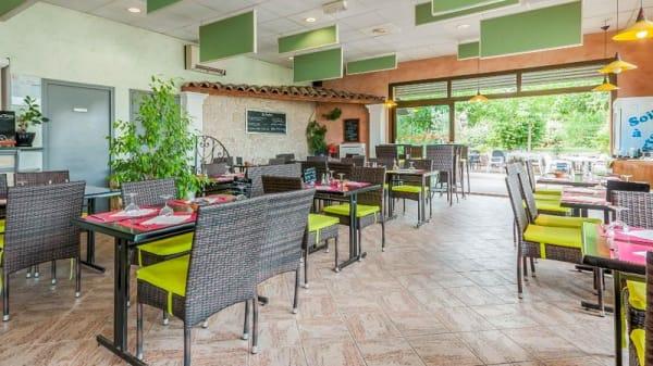 Salle du restaurant - Le Provence, Fuveau
