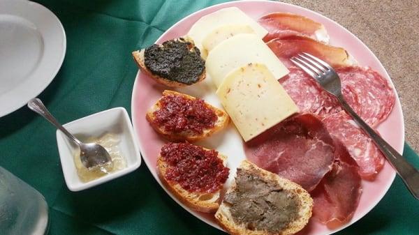 Suggerimento dello chef - Osteria Ristorante San Quirico, Orcia