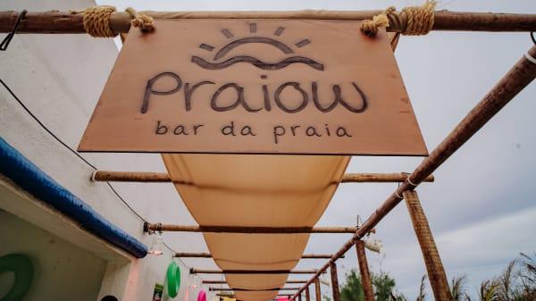 Entrada Principal - Praiow - Bar da Praia, Fortaleza