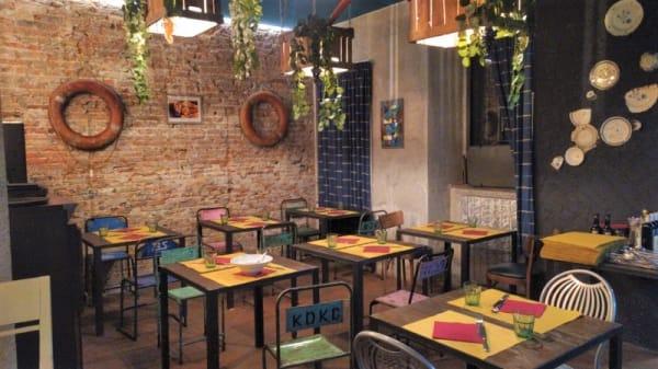 Sala - Bistrot pizzeria diciotto10, Lovere