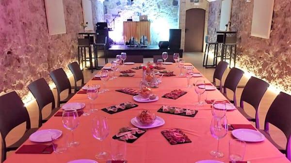 Mesa para grupos - Selene Restaurant - Bar, Barcelona