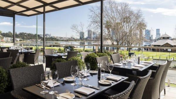 Coco's Riverside Bar & Restaurant, South Perth (WA)