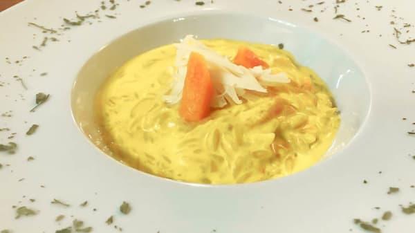 Sugerencia del chef - La Bonne Vie, Madrid