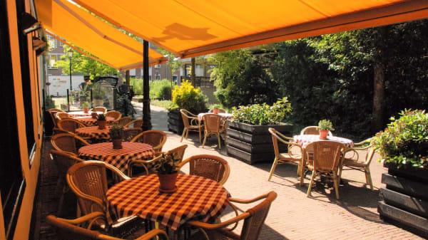 Terras - Restaurant La Foule, Haarlem