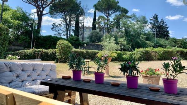 Terrazza - La Certosa, Impruneta