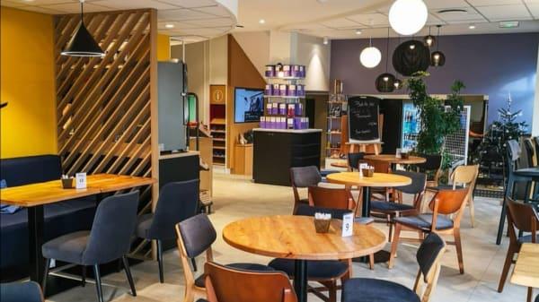 Restaurant - La Compagnie Bistrot - Belfort (Hôtel Ibis), Danjoutin