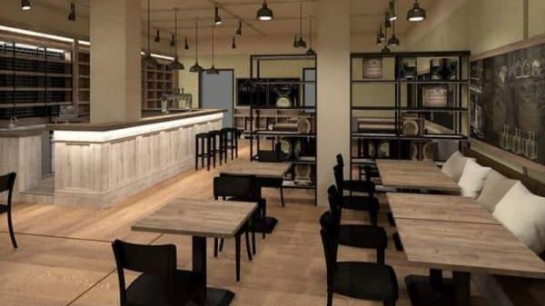 Sala - Over 18 Beer House, Reggio Emilia