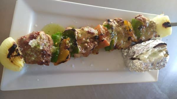 Brocheton de solomillo - Bar Restaurante la Parada, Alora