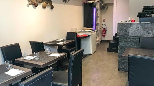 Salle - Thali Bar, Orsay