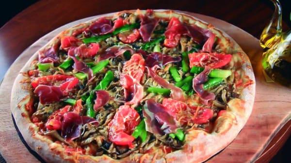 sugestão do chef - 1900 Pizzeria - Moema, São Paulo