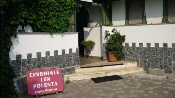 cucina mediterranea - La Corte della Risaia, Milano