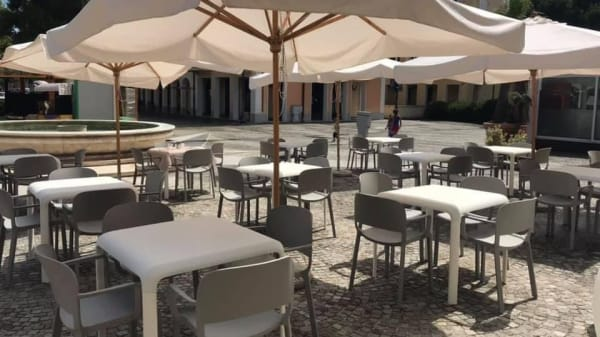 Dehors con stufe e copertine a disposizione - Borgo Marinaro, Porto Recanati