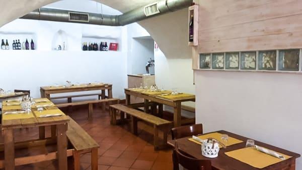 Interno - La Cantina, Cerveteri