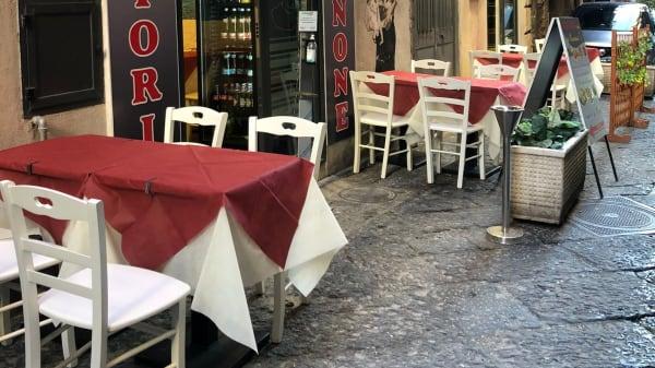Trattoria da Ninnone, Naples