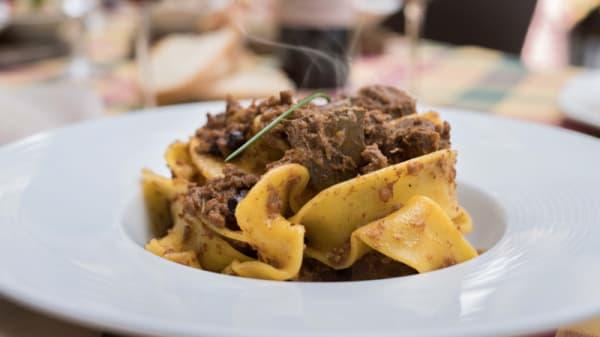 Suggerimento dello chef - La Bistecca - Osteria Fiorentina, Firenze