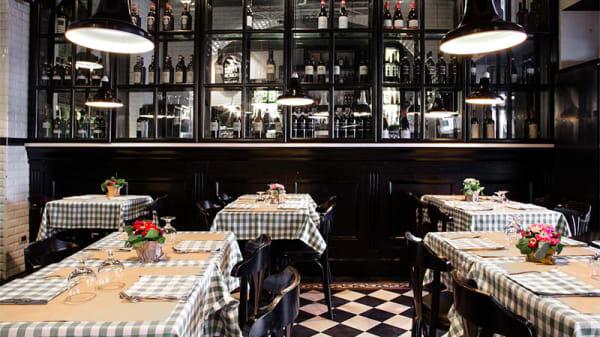 La sala - Primo Cafe Gourmet, Rome