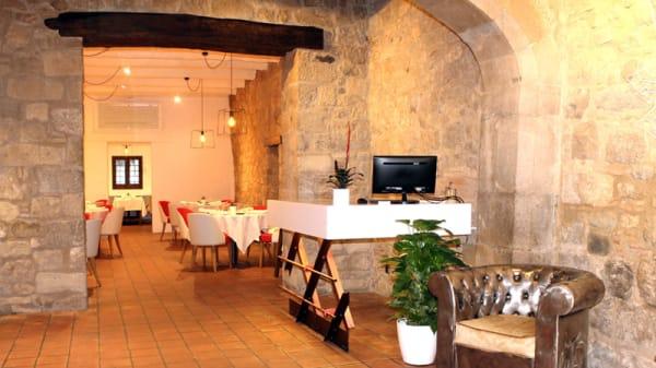 Sala del restaurante - Cal Ros, Girona