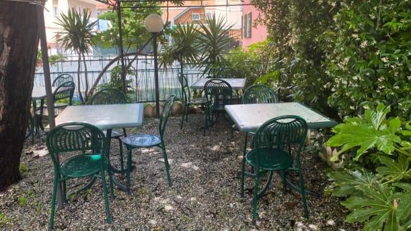 Terrazza - Pizzeria vecchie mura, Varazze