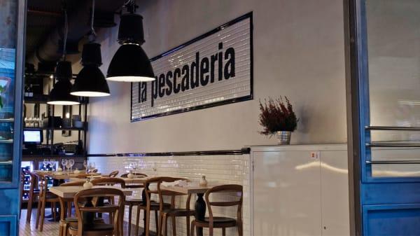 Sala - La Pescadería, Madrid
