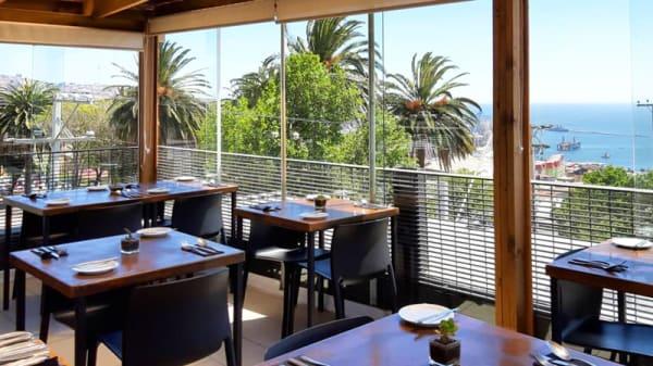 Comedor - Verso Restaurante, Valparaíso